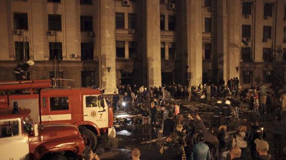 Суд Одессы не раскрывает результатов экспертизы по событиям 2 мая. Одесса, 2 мая 2014 года