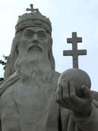 Святой Стефан – защитник Венгрии