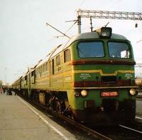 Поезд Адлер - Москва отменен до конца мая