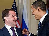 Российский и американский президенты ведут переговоры в