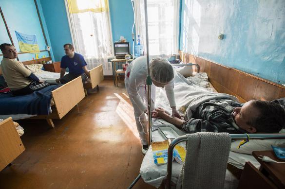 Украинских нацгвардейцев сразила эпидемия кори. Украинских нацгвардейцев сразила эпидемия кори