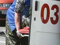 При аварии маршрутки пострадали четыре человека