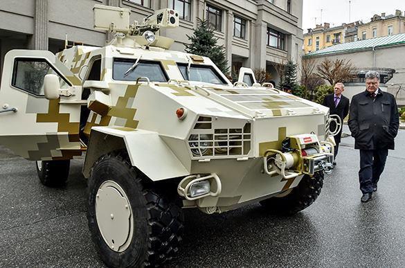 Рада просит военную помощь у США. Американское оружие на Украине