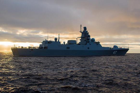 Российский флаг в Северном море вызывает на Западе психоз. 381224.jpeg