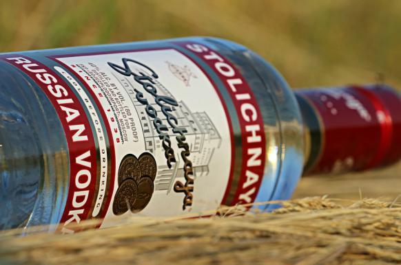 Житель Тюмени получил полтора года колонии за кражу бутылки водки.