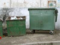 В мусорном контейнере на юге Москвы найден скелет человека