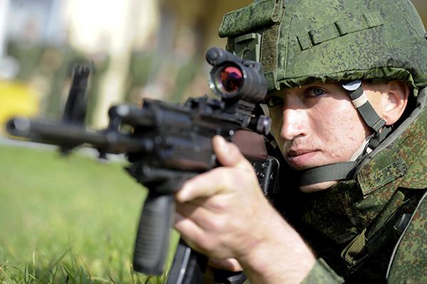В российской армии смогут служить иностранцы. В российскую армию придут иностранцы
