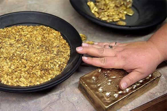 Physical Review рассказал об открытии вселенских запасов золота. Physical Review рассказал об открытии вселенских запасов золота