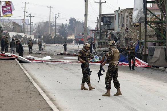 Второй за день взрыв прогремел в Афганистане. Второй за день взрыв прогремел в Афганистане