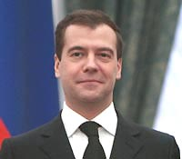 Президент пожелал удачи послам России в Азербайджане и
