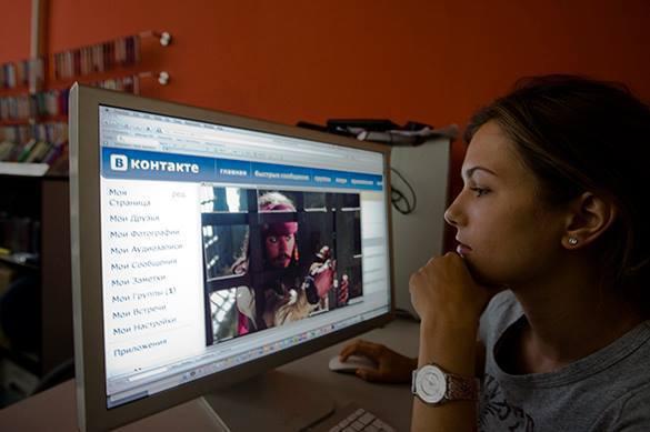 Треть украинских пользователей продолжили посещать запрещенные русские сервисы