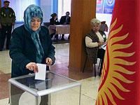 Киргизия потратит на выборы 3,6 миллиона долларов