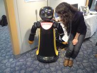 Роботы-простополюбить,сложновыжить
