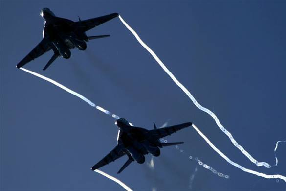 Минобороны России:  Ни один иностранный самолет не нарушил воздушное пространство страны в 2014 году. В небе России нет чужих самолетов - МО