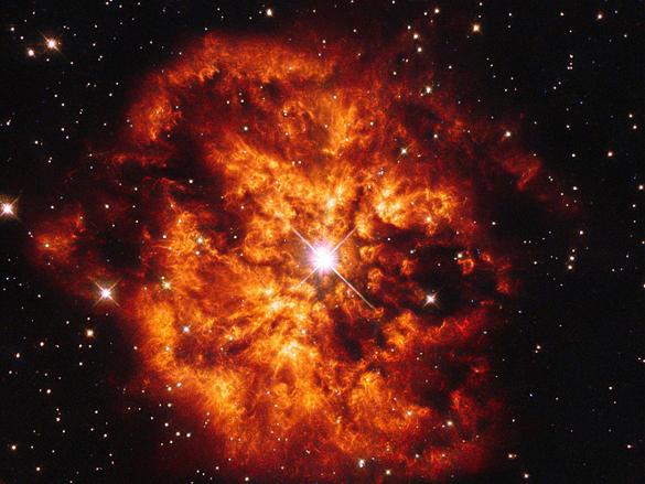 В созвездии Змееносца обнаружена загадочная планета