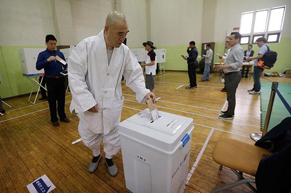 Выборы в Южной Корее. ЭКСПЕРТ