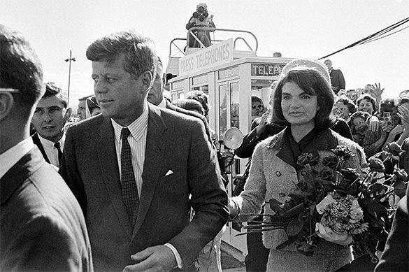 ВСША обнародованы показания агента КГБ, связанные субийством Кеннеди