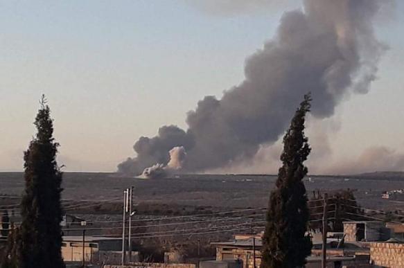 СМИ: курды попросили Францию установить бесполетную зону над севером Сирии. 396228.jpeg