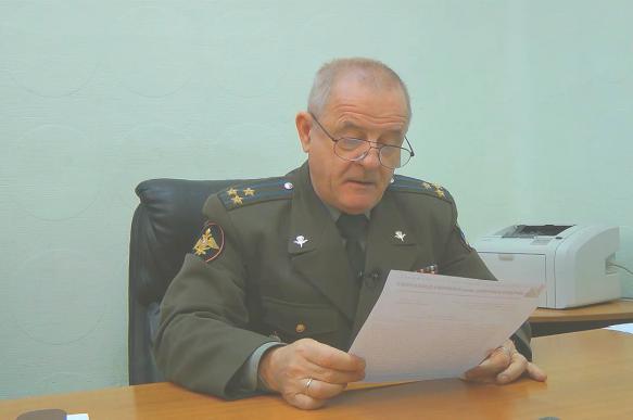 Вышедший из колонии Квачков собрался получить докторскую степень.
