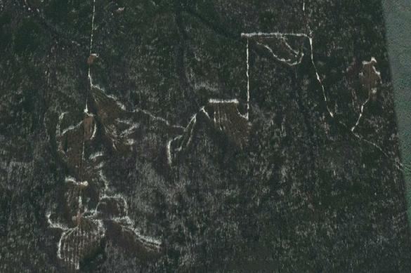 Таинственный древний геоглиф обнаружен на перевале Дятлова. 377229.jpeg