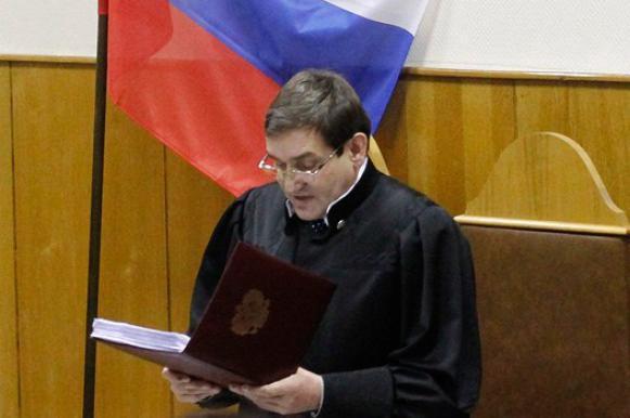 Судья, посадивший Ходорковского, покидает свой пост. Судья, посадивши