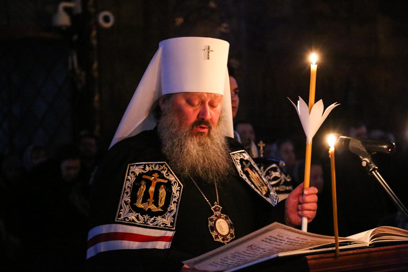 Украинский священник: