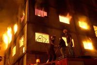 Взрыв газа в Петербурге уничтожил шесть квартир