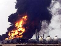Авария на нефтестанции в Югре носила техногенный характер