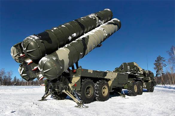 Комплексы С-400 Триумф заступили на боевое дежурство в Мурманской области. Ракетный комплекс Триумф