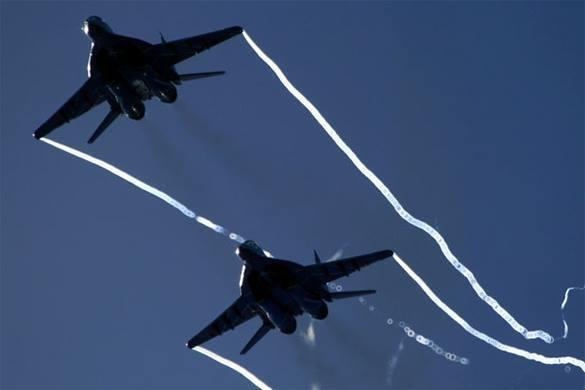 ВВС США вели себя над Черным морем очень беспечно