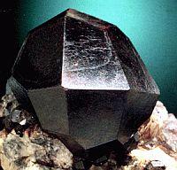 черный рубин