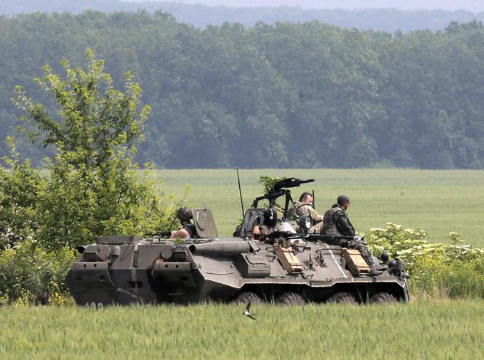 Киев отправил на восток минометы и артиллерийские установки. 293232.jpeg