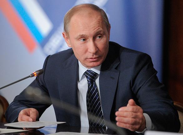 Путин о санкциях против чиновников: