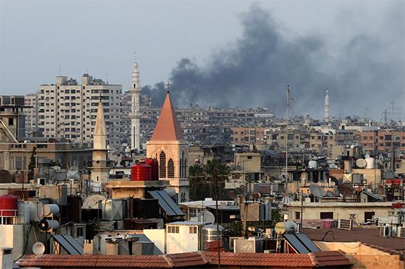 В Дамаске прогремел взрыв во Дворце правосудия: 25 человек погиб