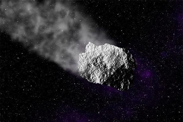 Падение астероида: человечество погибнет от ураганного ветра