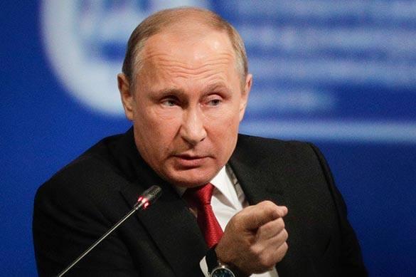 Путин уволил руководителей региональных главков