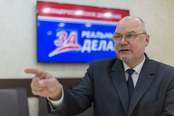 Михаил Контарев: