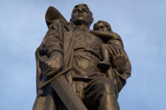 Кто стал прототипом образа Воина-освободителя в Берлине?. 396232.jpeg