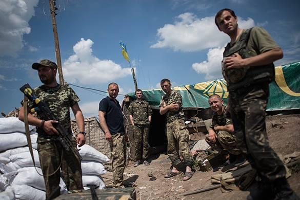 Экс-помощник министра обороны Украины перешёл на сторону Донецкой народной республики.