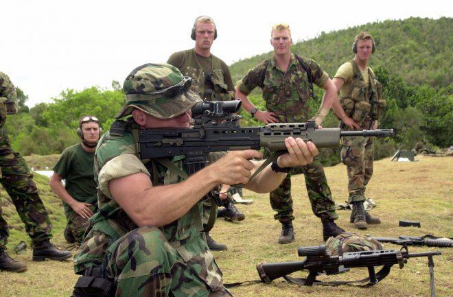 Английская штурмовая винтовка L85A2 и ее история. 400233.jpeg