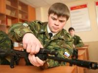 Российских сержантов будут готовить по новой системе