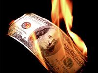 Доллар опустился ниже отметки в 30 рублей