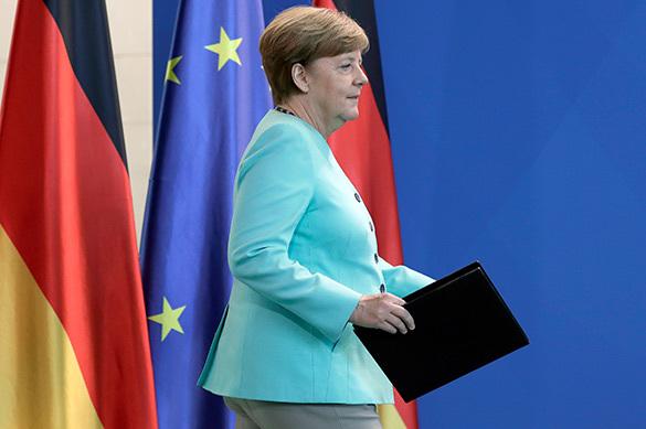 Меркель обозначила крупные вызовы перед ЕС
