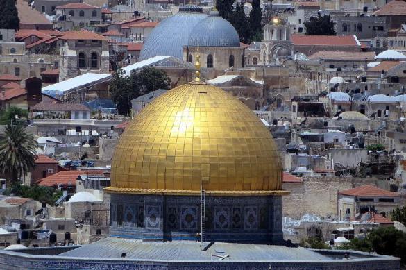 Белый дом предложил новую столицу для Палестины. Белый дом предложил новую столицу для Палестины