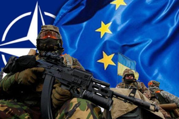 Порошенко внес в Раду разрешение на ввод иностранных войск на Украину. 399234.jpeg