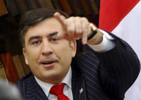 Оппозиция оставила Саакашвили без ужина