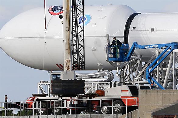 Falcon 9 cнова попытается взлететь