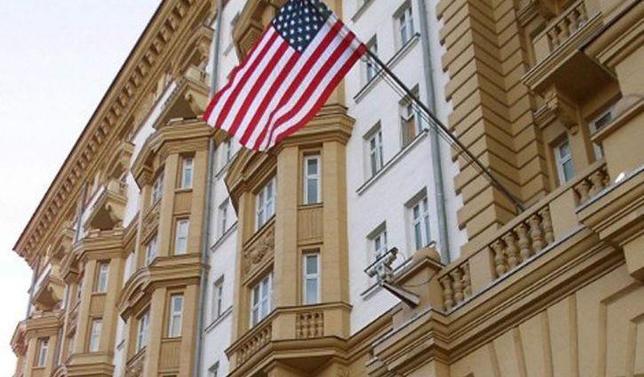 Посольство США перестало выдавать визы в России. Посольство США перестало выдавать визы в России