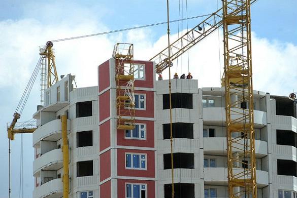 Строительство жилья в России падает 9-й месяц подряд - Росстат. 399235.jpeg