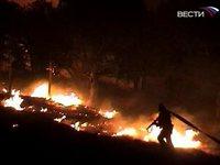 На Дальнем Востоке растет число лесных пожаров